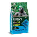 MongeBWild Grain Free All Breeds (acciughe, patate e piselli)