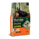 MongeBWild Grain Free Mini (anatra e patate)