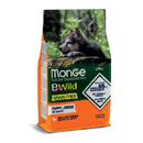 MongeBWild Grain Free Puppy & Junior (anatra e patate)