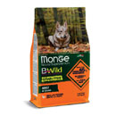 MongeBWild Grain Free All Breeds (anatra e patate)