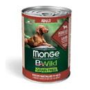 MongeBWild Grain Free bocconi di agnello