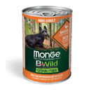 MongeBWild Grain Free bocconcini di anatra