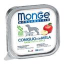 MongeMonoproteico (coniglio con mela)