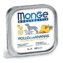 MongeMonoproteico (pollo con ananas)