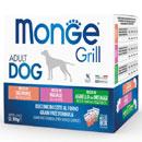 MongeGrill Multipack Dog (salmone, maiale e agnello)