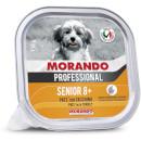 MorandoProfessional Senior 8+ Paté con tacchino