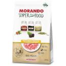 MorandoSuper Food Adult Medium Crocchette (tacchino)