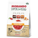 MorandoSuper Food Adult Mini Crocchette (anatra)