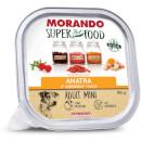 MorandoSuper Food Adult Mini Gustoso Paté (anatra)
