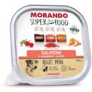 MorandoSuper Food Adult Mini Gustoso Paté (salmone)