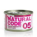 Natural Code05 (pollo e prosciutto)