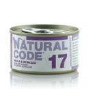 Natural Code17 (pollo e struzzo)