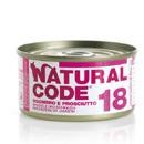 Natural Code18 (sgombro e prosciutto)