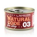 Natural Codefor dogs 03 (tacchino e patate)
