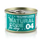 Natural Codefor dogs 04 (pollo, manzo e verdure)