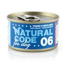 Natural Codefor dogs 06 (tonno e merluzzo)