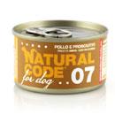 Natural Codefor dogs 07 (pollo e prosciutto)