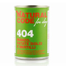 Natural Codefor dogs 404 (manzo patate dolci e mirtillo)