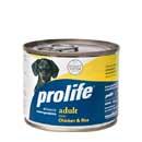 Prolifelattine Adult Mini (pollo e riso)