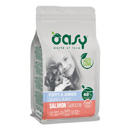 OasyOne Protein puppy & junior small/mini al salmone