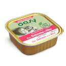 OasyDelizioso Paté Sterilized Cat (salmone e riso)