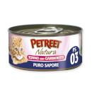 PetreetNatura Puro sapore (tonno con gamberetti)