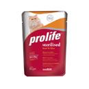ProlifeAdult Cat Sterilised umido (manzo)