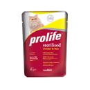ProlifeAdult Cat Sterilised umido (pollo)