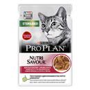 PurinaPro Plan Nutrisavour Sterilised (anatra in salsa)