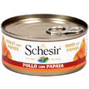 Schesirfor dog with fruit (pollo e papaya)