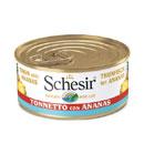 Schesircon frutta (tonno e ananas)