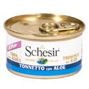 Schesirin gelée per gattini (tonnetto e aloe)