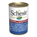 Schesirin acqua di cottura (tonnetto con alicette)