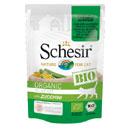 SchesirBio Cat (pollo, maiale e zucchine)