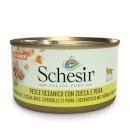 SchesirSalads Pokè in salsa (pesce oceanico, zucca, pera)