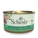 SchesirSalads Pokè in salsa (pollo, bacche di goji, spinaci)