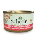 SchesirSalads Pokè in salsa (pollo, manzo, mango, fagiolini)