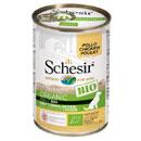 SchesirBio dog in lattina (pollo)