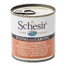 Schesirin gelatina (tonno e carote)