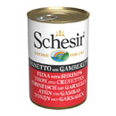 Schesirin gelatina (tonnetto con gamberetti)