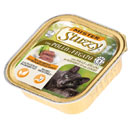 StuzzyMister paté per gatti (pollo e fegato)