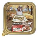 StuzzyMonoprotein per gatti (manzo)