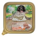 StuzzyPaté Classico per cani (tacchino, piselli e carote)