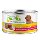 TrainerNatural Small & Toy Puppy-Junior umido