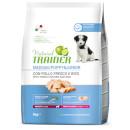 TrainerNatural Medium Puppy-Junior (pollo)