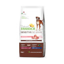 TrainerNatural Sensitive No Grain Adult Medium/Maxi (maiale)