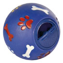 TrixieDog Activity Snack Ball in plastica