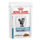 Royal Canin Sensitivity control feline umido al pollo